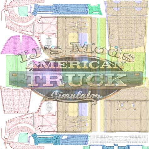 american truck simulator ij s mods